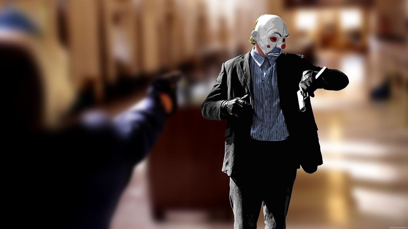 , Batman, la película, Joker, The Dark Knight, películas, fotos