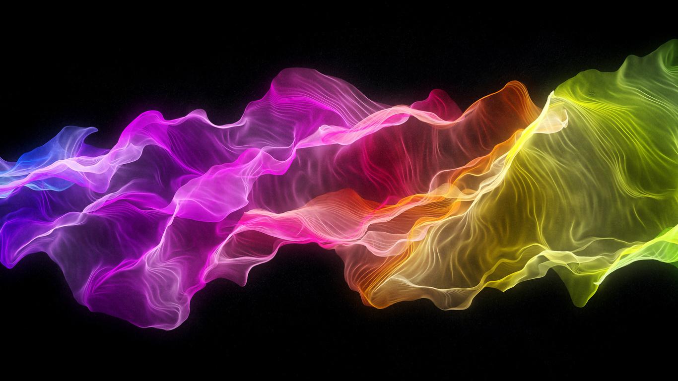 Neon Wallpaper Humo