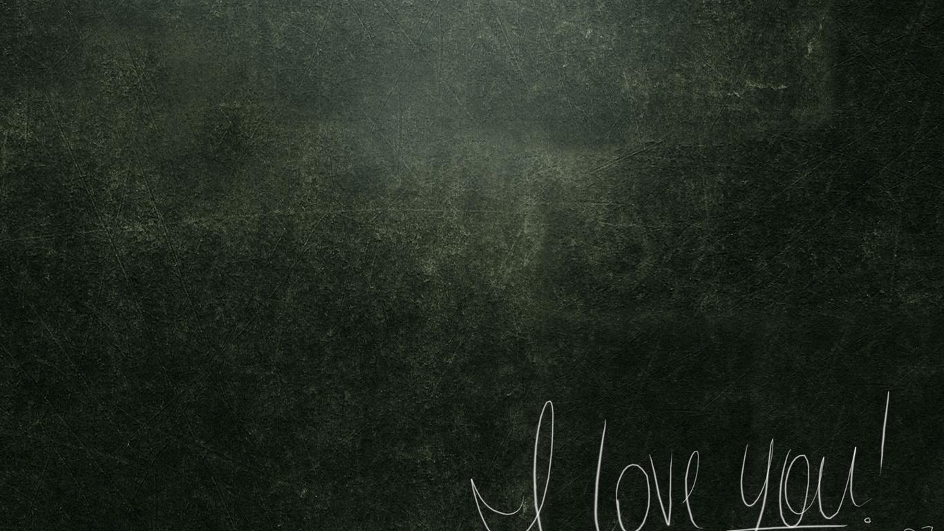 Duvar kağıtları i love you arka plan tanıma kalp doku i love