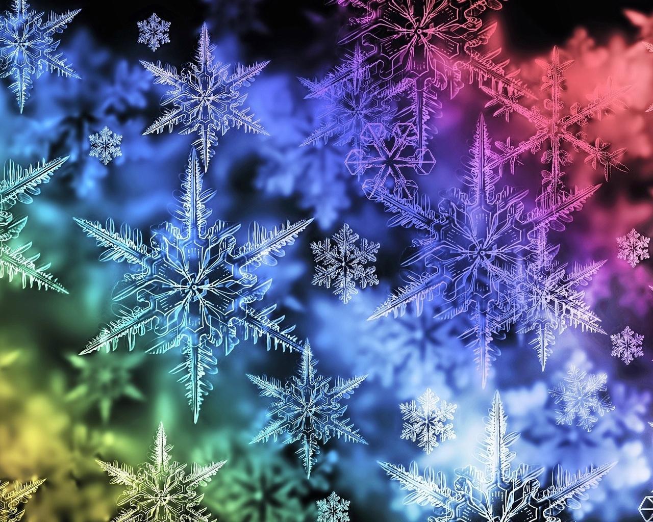 Колір спектр новий рік фото 1280x1024